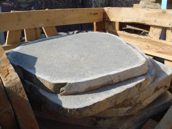 安山岩玄武岩踏板50-60x4cm $360.jpg