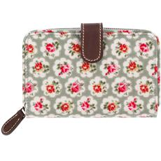 9. Provence Rose Folded Zip Wallet.jpg