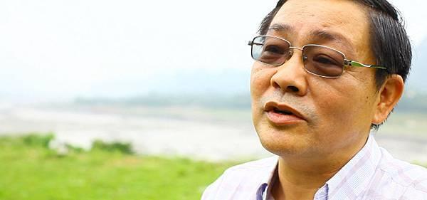 六龜重建關懷協會理事長 楊平安:我們要讓六龜農民轉型採用安全農法 讓六龜成為生態之鄉