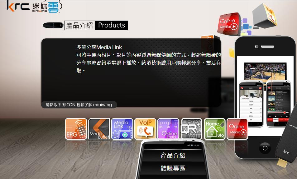 功能3:多螢幕分享