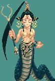 人類-大地女神