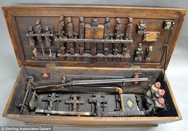 吸血鬼屠殺工具箱