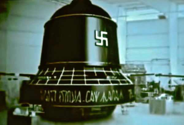 世紀解謎:羅斯威爾飛碟 原來是「納粹飛行鐘」?