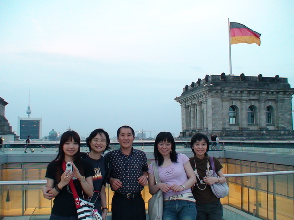 柏林市政廳屋頂