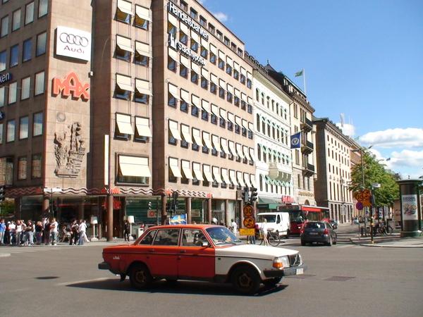 斯德哥爾摩街頭1