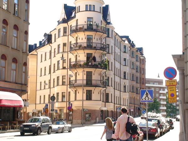 斯德哥爾摩有趣的建築