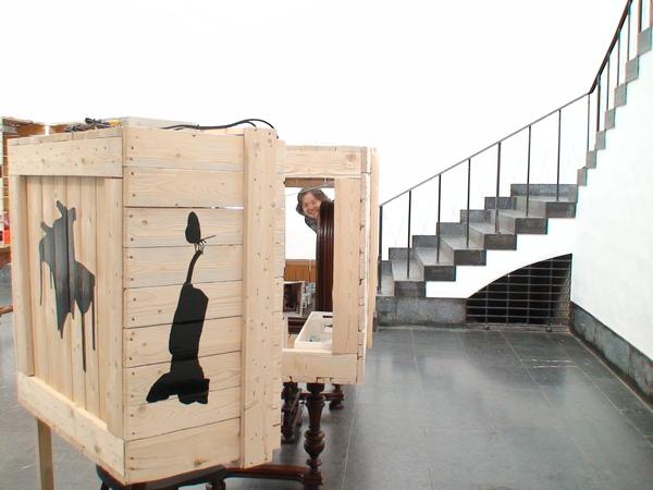 館內特展--來自荷蘭的藝術家作品