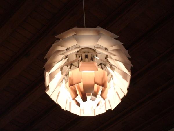 設計感十足的燈