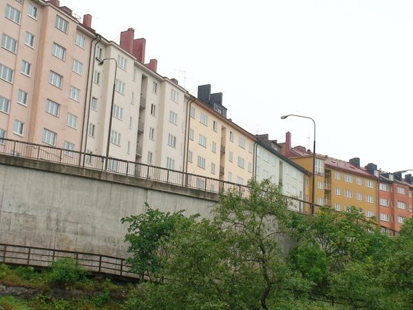 斯德哥爾摩人的公寓