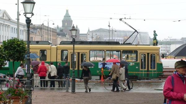 赫爾辛基的路面電車