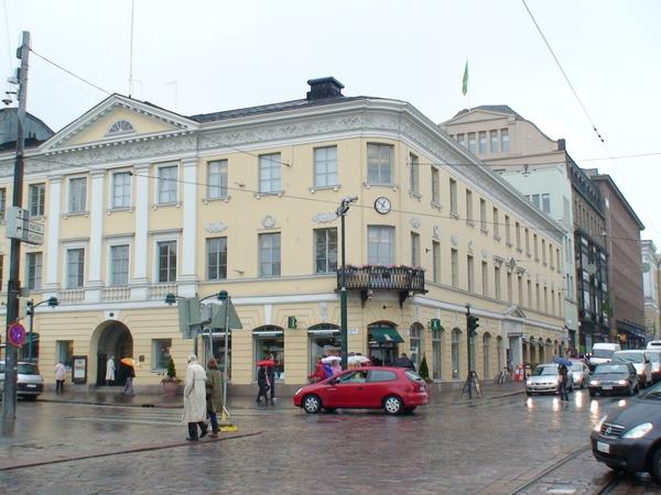 赫爾辛基街頭