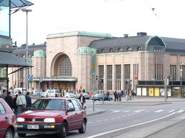 赫爾辛基中央車站