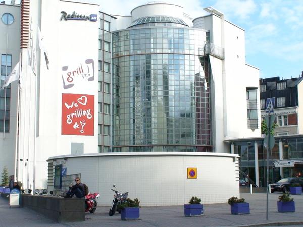北歐連鎖的雷迪遜飯店