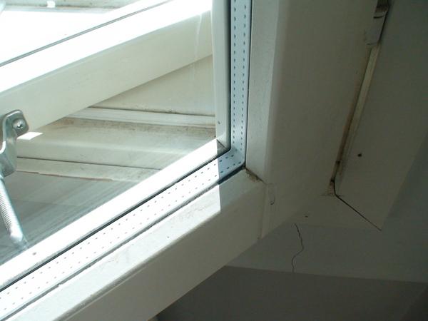 玻璃也是雙層的