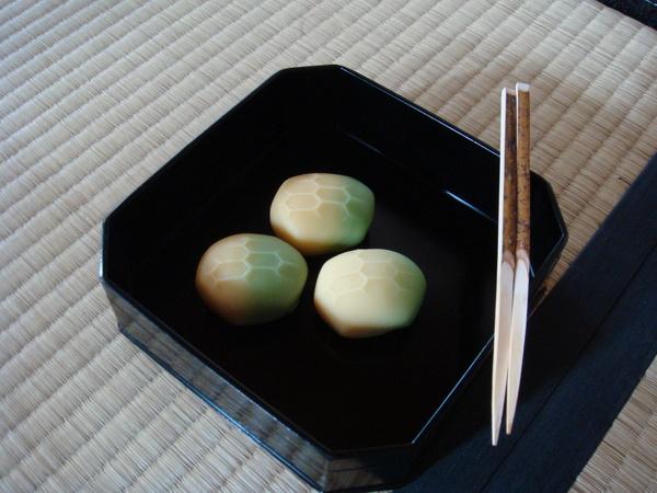 從日本空運來台的生果子