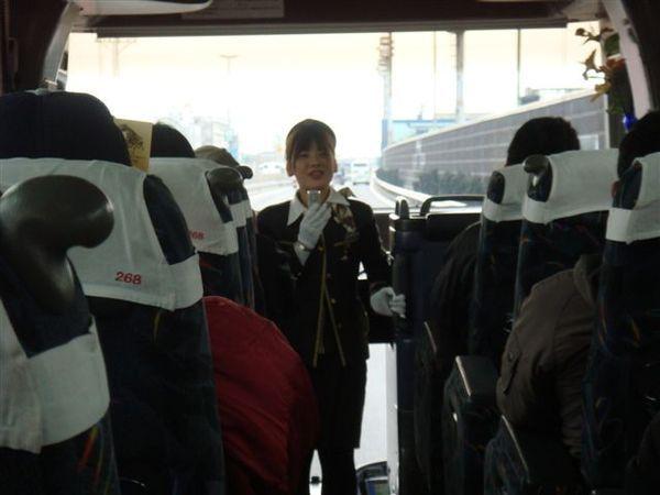 048鴿子巴士導遊小姐.JPG