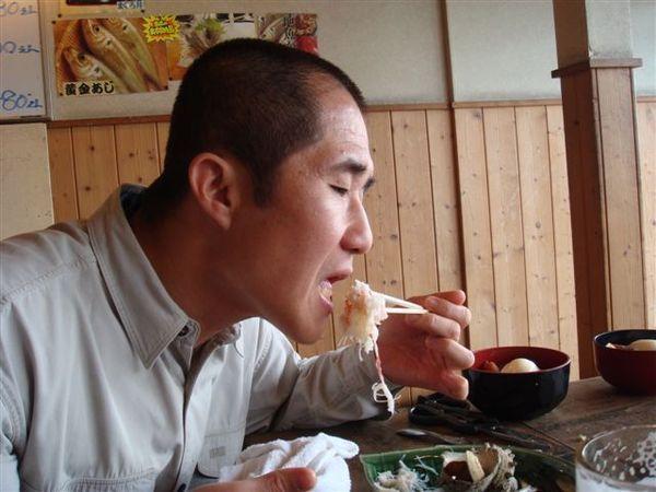 085萬壽山午餐-蟹肉絲.JPG
