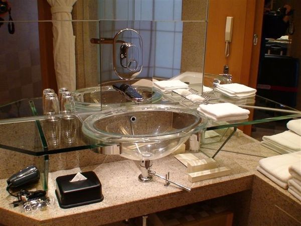 603凱悅飯店浴室.JPG