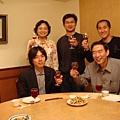 宴請小比田老師與神崎老師