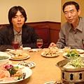 小比田老師與神崎老師