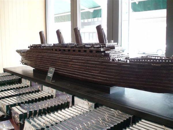 巧克力鐵達尼號.JPG