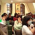 紅樓講座的觀眾