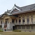 孔廟旁的武德殿