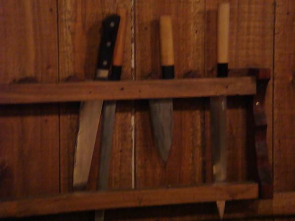 師傅用的生魚片刀
