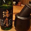 今晚的燒酎--熊本產瑞鷹