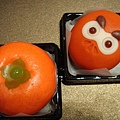 柿子與達摩