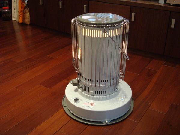 我家的暖爐