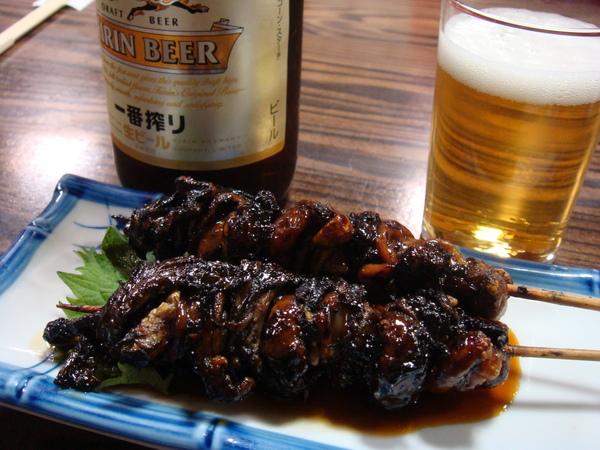 肥前屋老是吃不到的烤鰻魚肝