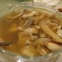 松茸豬肚湯