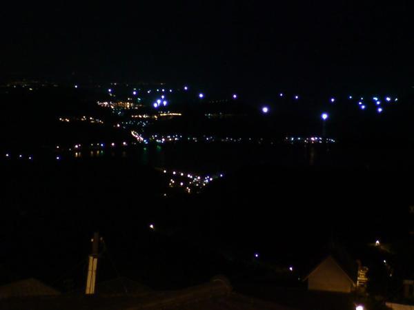 九份夜景鳥瞰-1