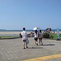 福隆海水浴場唷