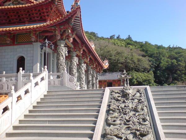 南竿的媽祖廟
