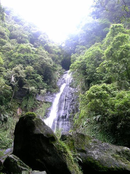 第二層瀑布