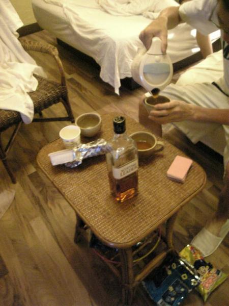 威士忌加冰