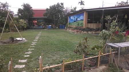 快樂輕鬆農場-自家栽種