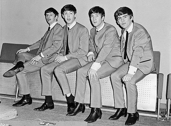 Beatles-in-Chelsea-Boots
