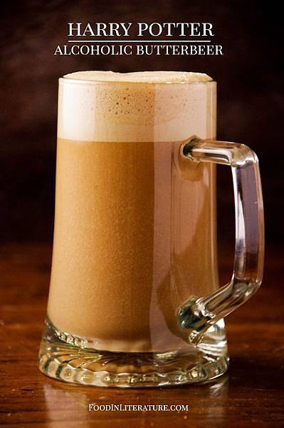 Harry-Potter-alcoholic-butterbeer-Food-in-Literature