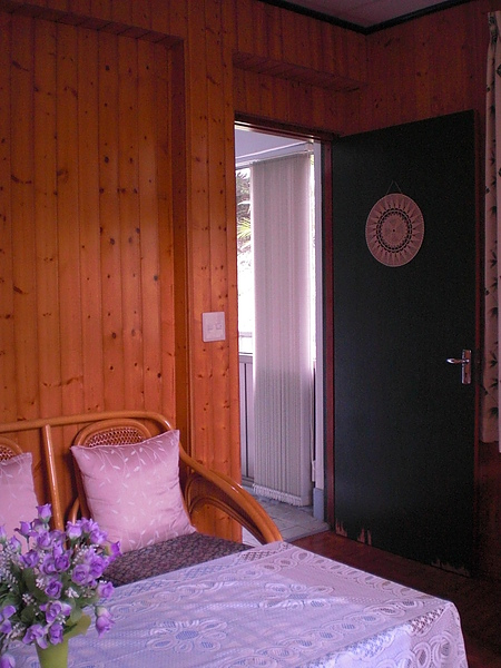 起居室門口