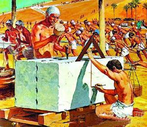 埃及金字塔建造