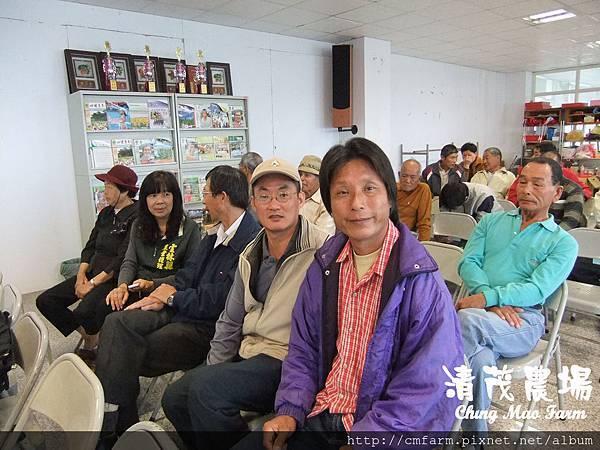 102年度雲林縣口湖鄉農民節有功人員表揚大會 (2)