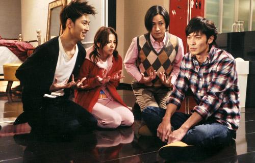 love shuffle  劇照(讀賣新聞 圖片).JPG
