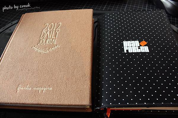 我親愛的手帳 2011 > 2012