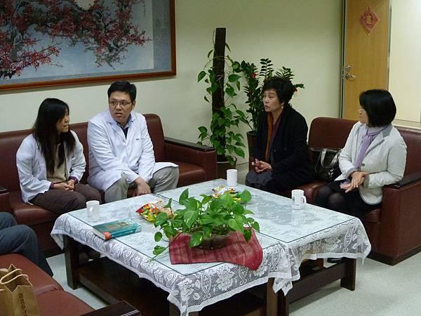 20120131宮崎領子教授參訪