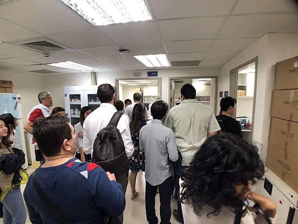 參訪國立陽明大學傳統醫藥研究所