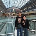 英國倫敦火車站-歐洲之星.JPG