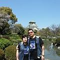 大阪-大阪城西之丸庭園2.JPG